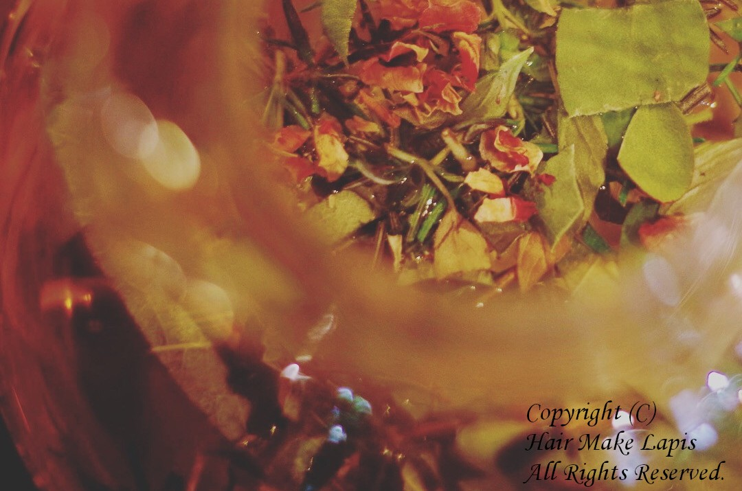 ~草花の香りに癒されて~ ハーブと香りのおもてなし